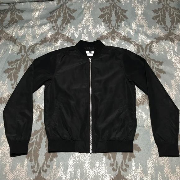 f01833b18 New Topman Bomber Jacket
